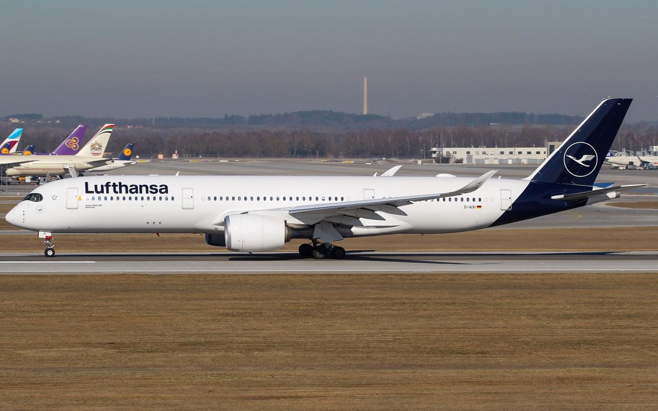 Lufthansa Tahran uçuşlarını iptal etti