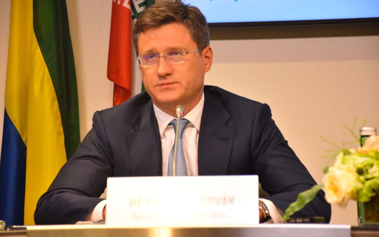 Aleksandr Novak: TürkAkım, dünyanın en büyük altyapı projelerinden biri
