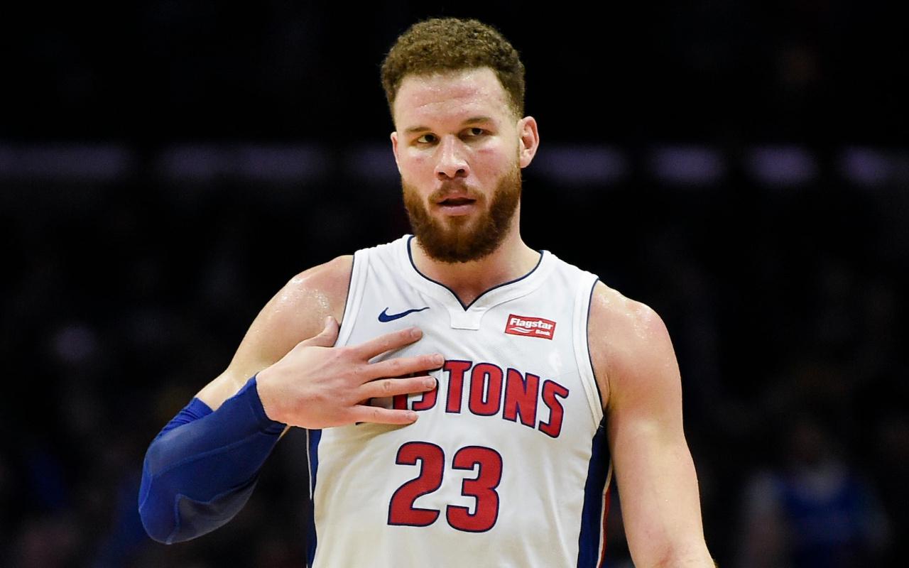 NBA'de Pistons forması giyen Griffin ameliyat edildi