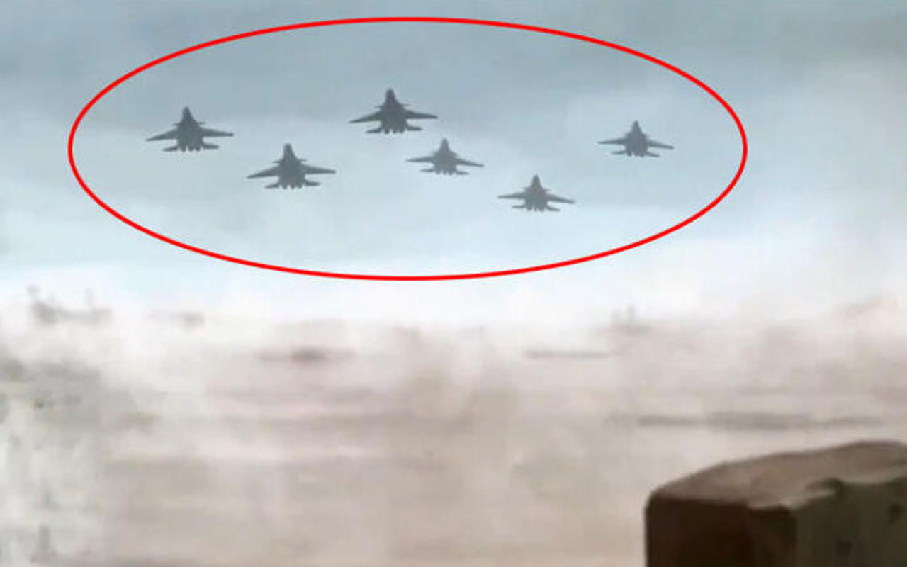 İran'da saldırıdan önce bakın hangi videoyu yayınlanmış!