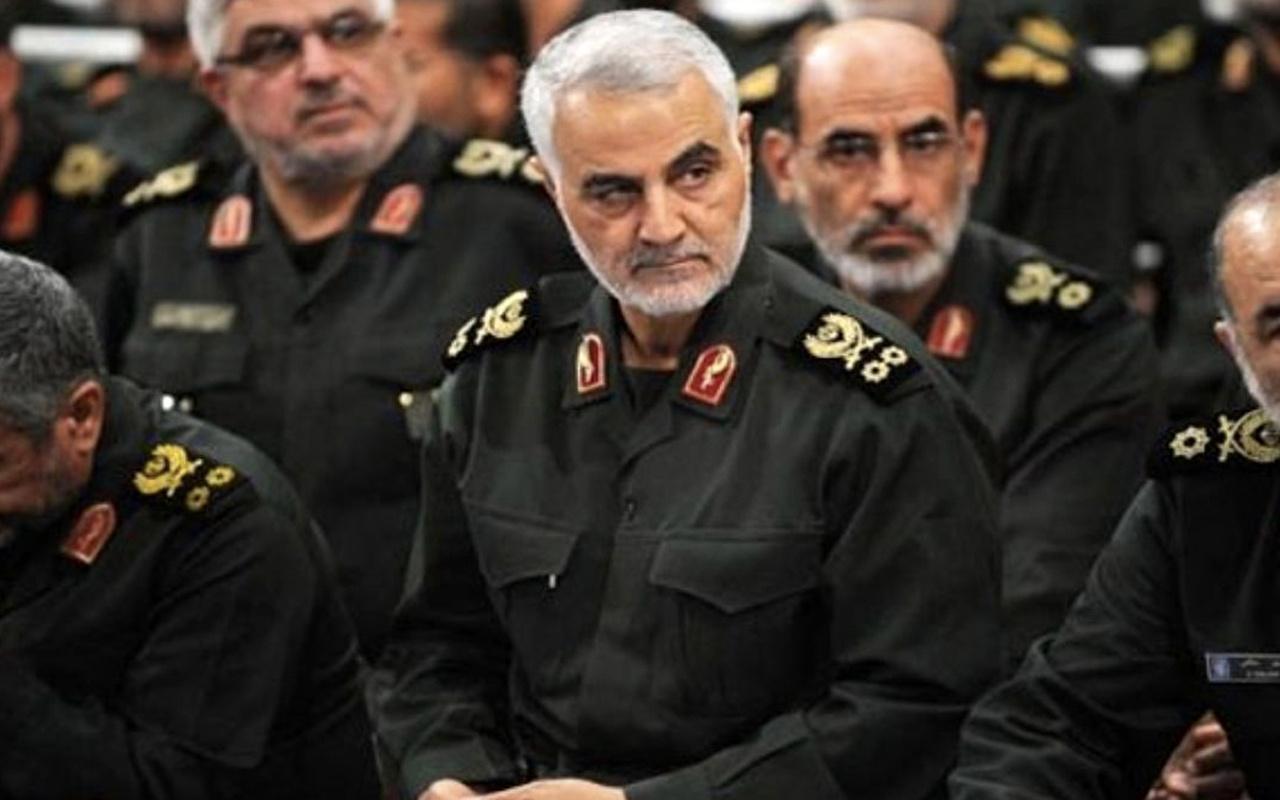 Kasım Süleymani kimdir hayatı ABD öldürdü İran saldırdı