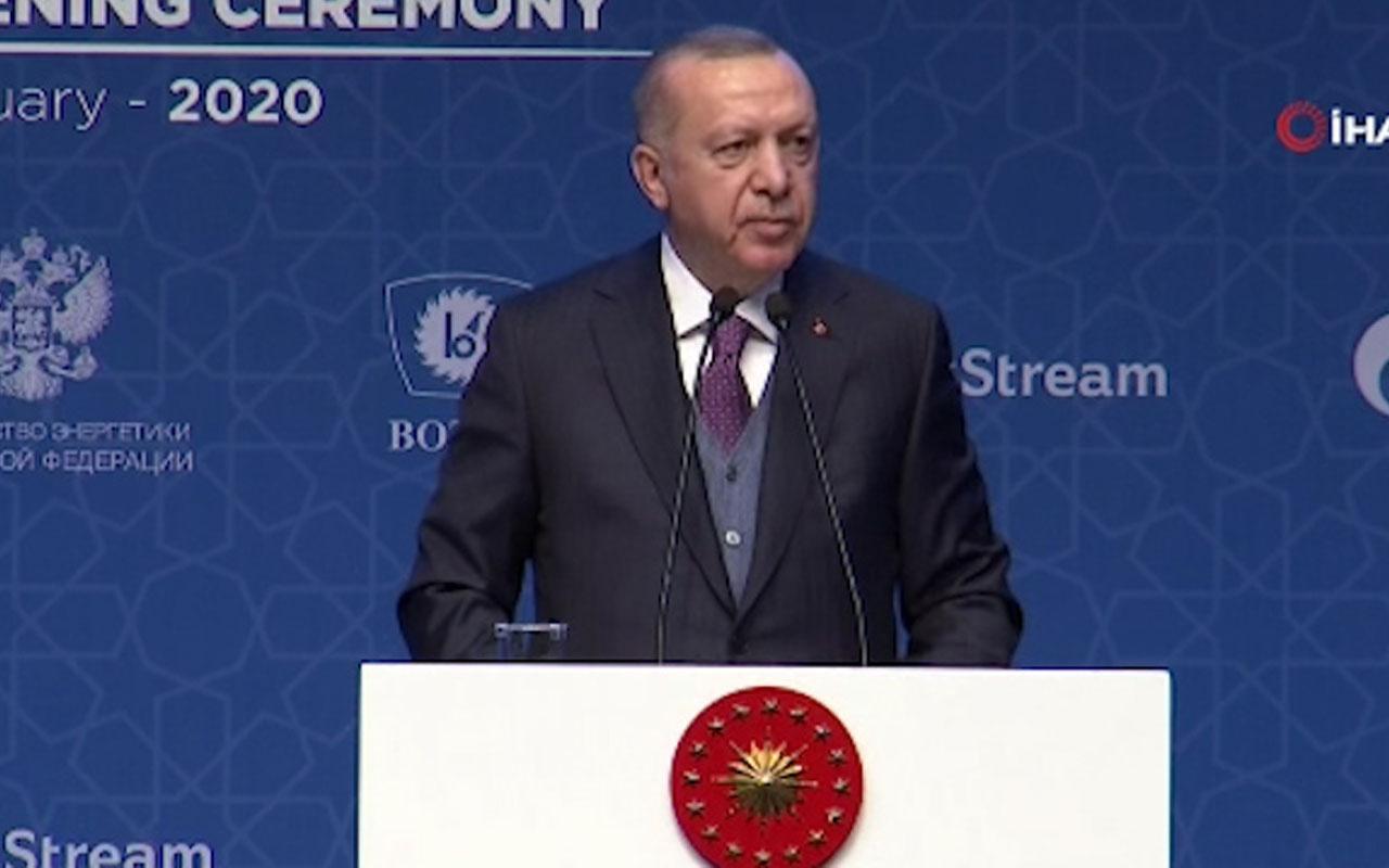 Cumhurbaşkanı Erdoğan'dan İran ABD kriziyle ilgili son dakika açıklamalar