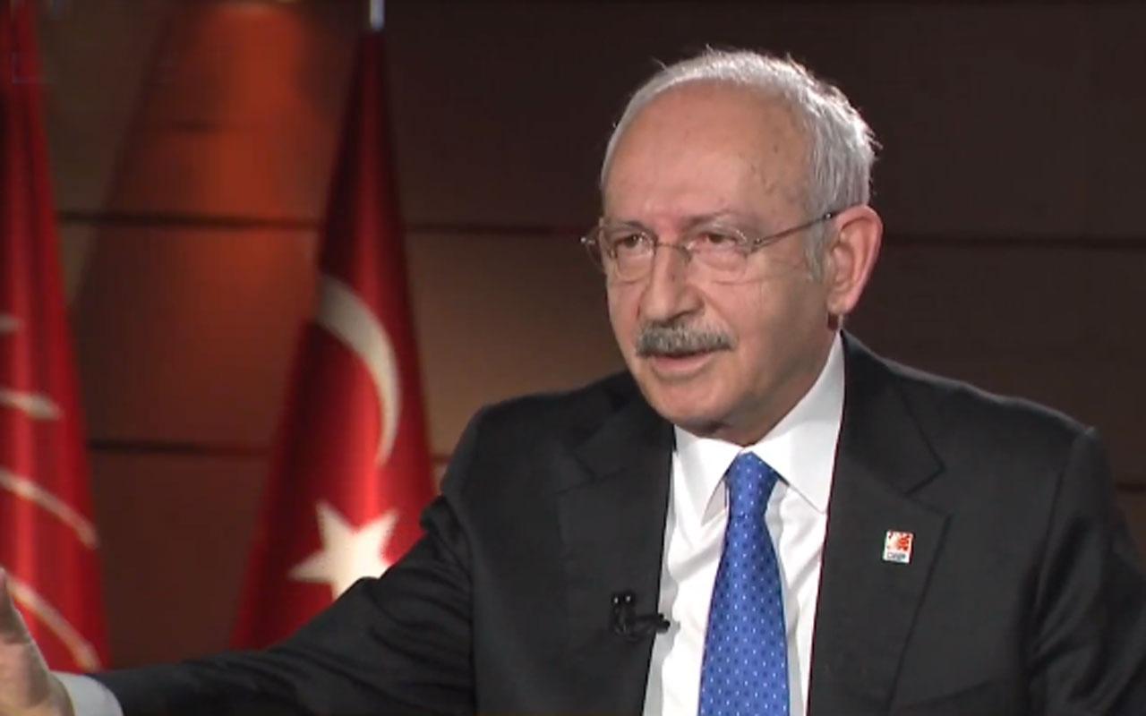 Kılıçdaroğlu'ndan Erdoğan'a mal varlığı resti