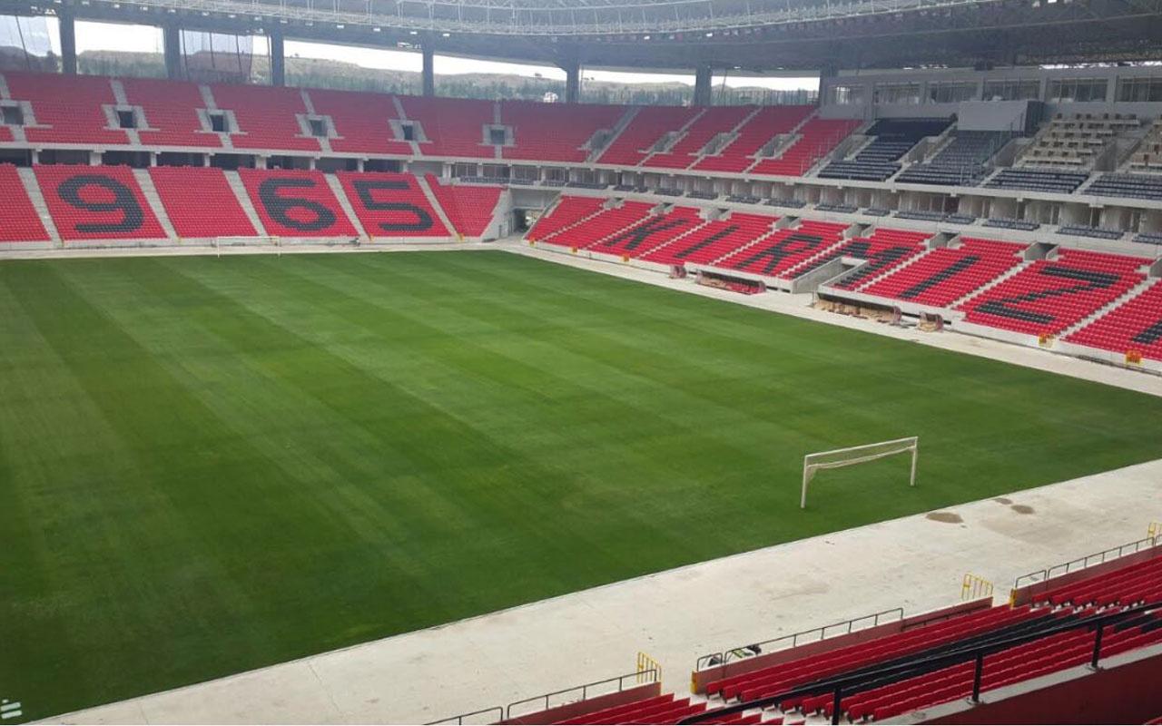 Yeni Eskişehirspor Stadı 'kar hasarı' nedeniyle kapatıldı
