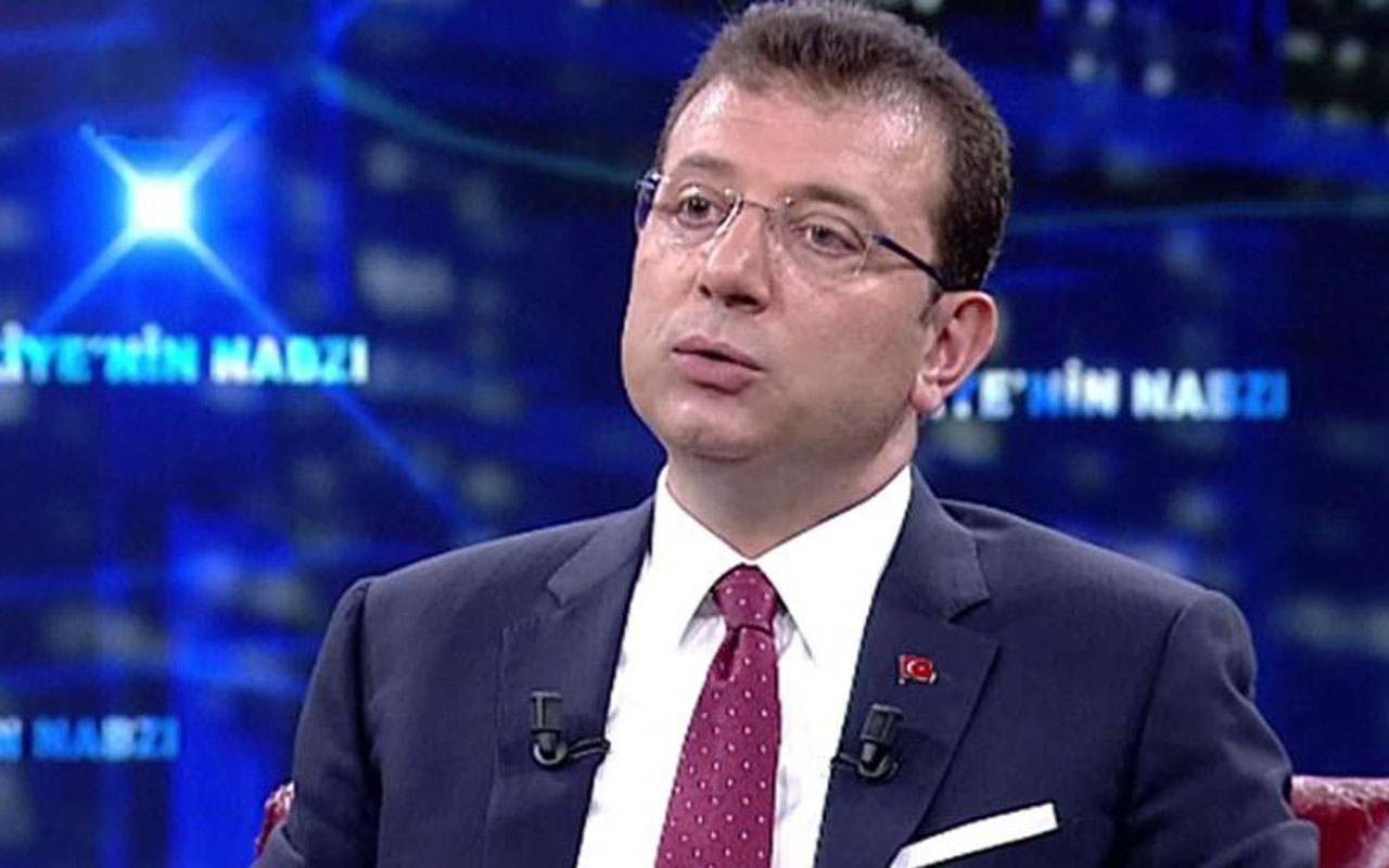 Ekrem İmamoğlu'nun referandum sözleri olay oldu