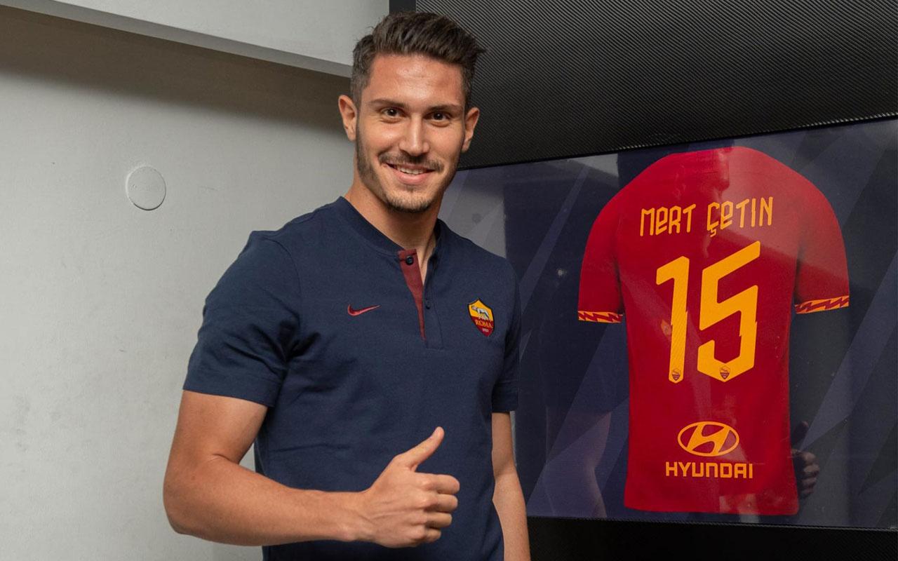 Roma milli futbolcu Mert Çetin'in transfer klibini yayınladı kayıp çocuk bulundu