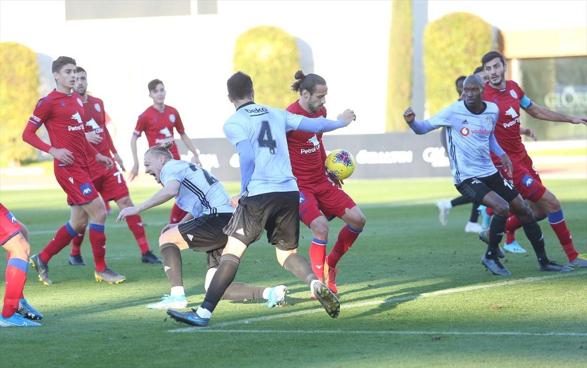 Beşiktaş Altınordu hazırlık maçı golleri ve geniş özeti