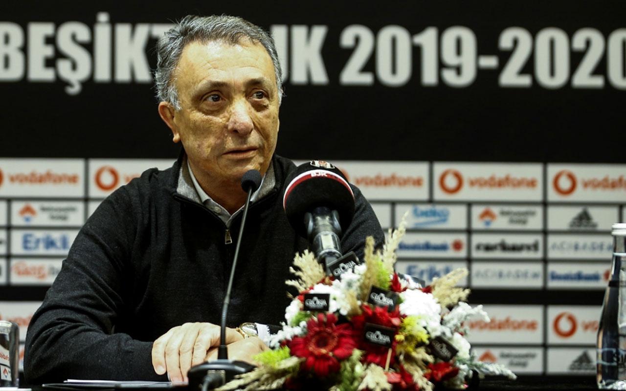 Ahmet Nur Çebi ''Hesabı da Fikret Orman vermelidir''