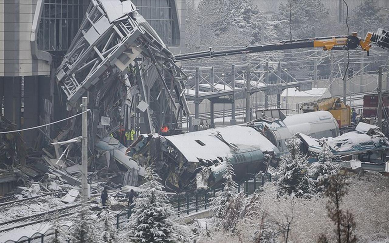 Ankara'daki yüksek hızlı tren kazası davasında ara karar açıklandı