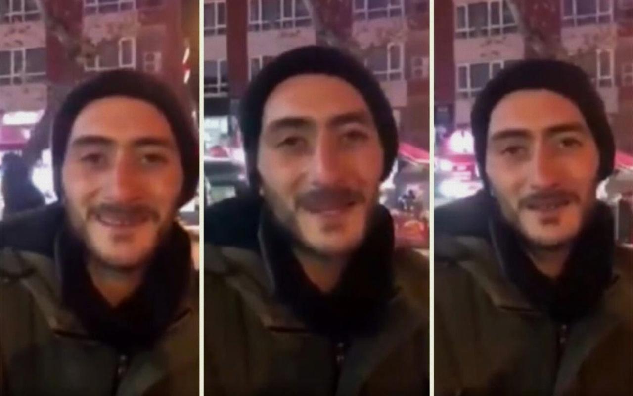 Ankara sokaklarında yaşayan Hasan isimli gencin tavrı takdir topladı