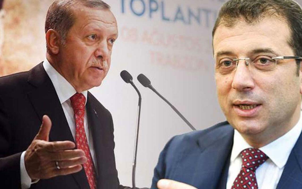 Ekrem İmamoğlu'nun iptal ettiği metro ihalesine Erdoğan'dan talimat