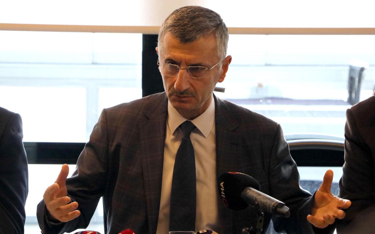 Zonguldak Valisi Bektaş sert çıktı söyleyen herkesin ölümlerde vebali var