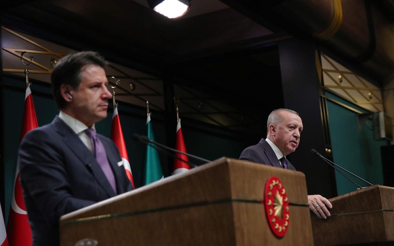 Cumhurbaşkanı Erdoğan Türk heyetinin Moskova'daki görüşmeleri hakkında bilgi verdi
