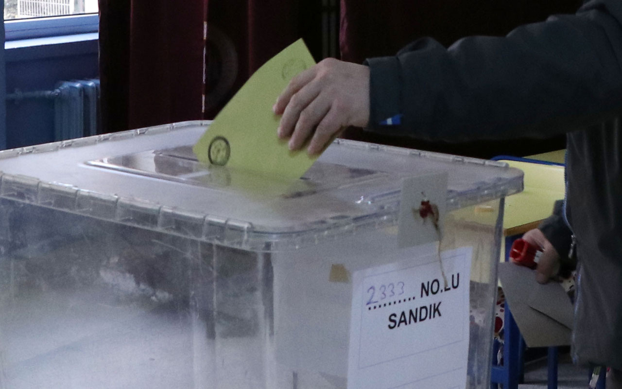 Son seçim anketinde şaşırtan sonuçlar Erdoğan ve İmamoğlu