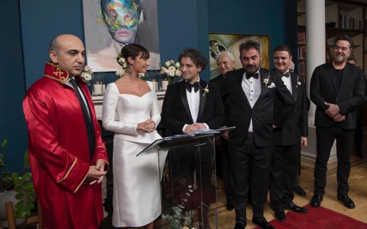 Şarkıcı Sıla Gençoğlu ile ünlü şef Hazer Amani evlendi