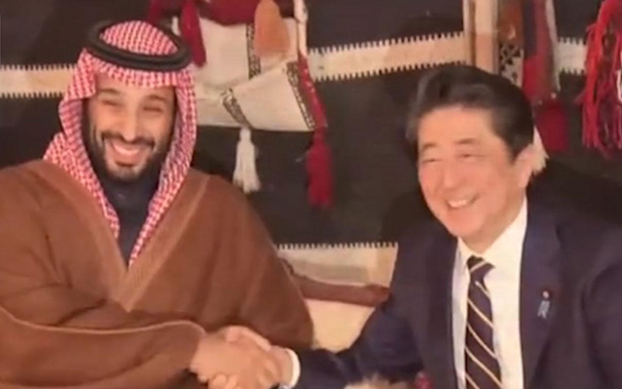 Suudi Arabistan ile Japonya arasında ilişkiler gelişiyor
