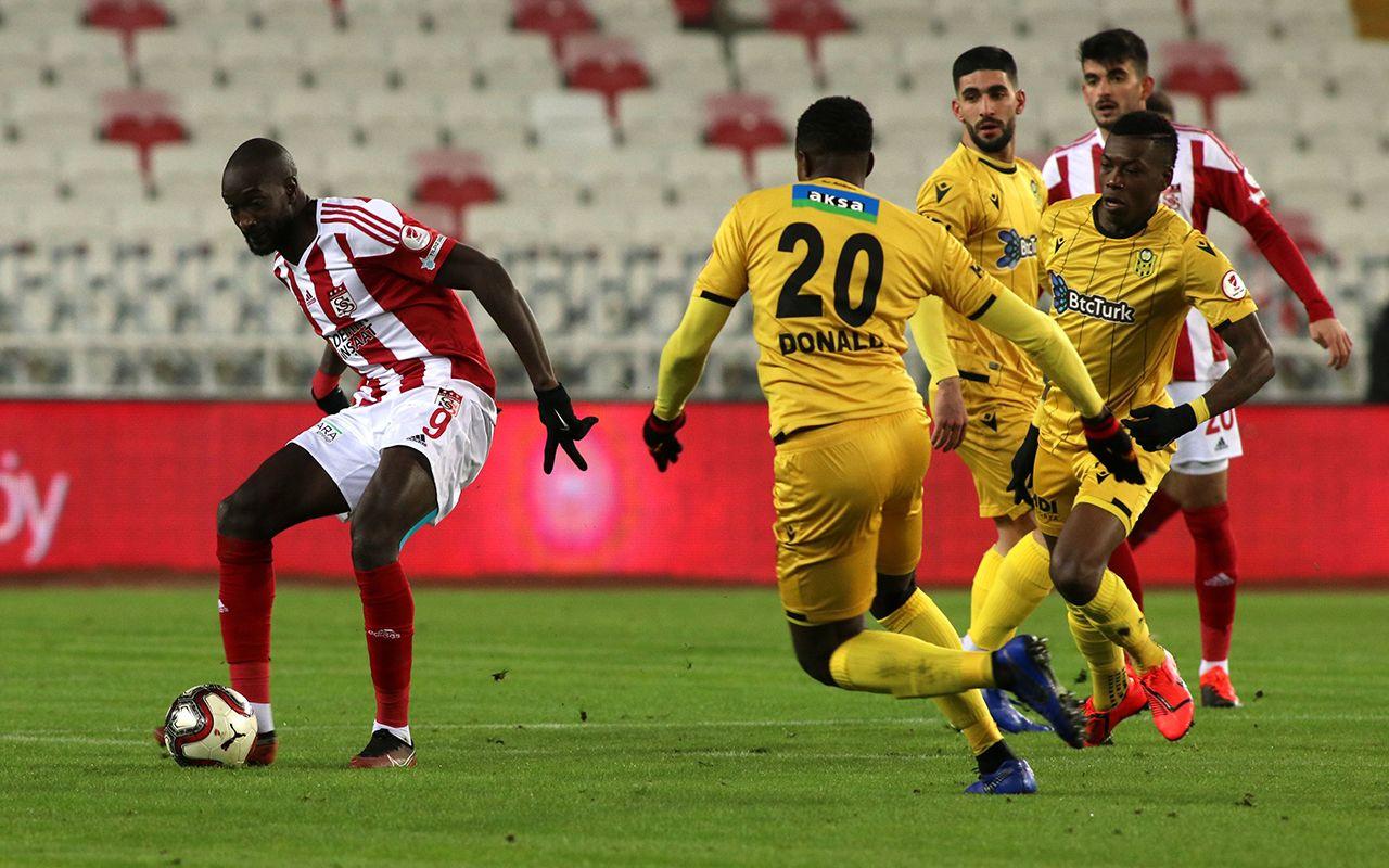 Sivasspor Yeni Malatyaspor Türkiye Kupası maçı golleri ve geniş özeti