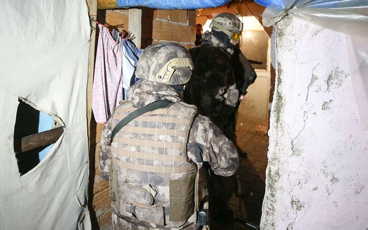 İstanbul'da kritik uyuşturucu operasyonu! Çok sayıda gözaltı var!
