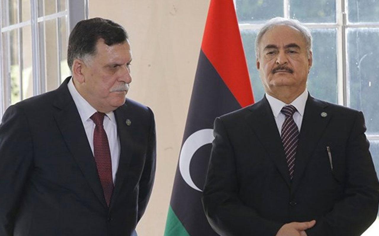 BM Libya'daki taraflara çağrı yaptı! Ateşkese bağlı kalın