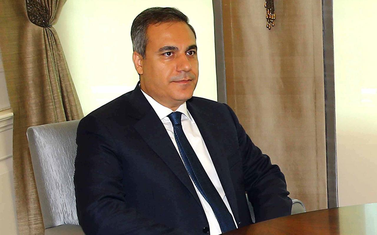 MİT Başkanı Hakan Fidan Suriye istihbaratının başı ile yüz yüze görüştü