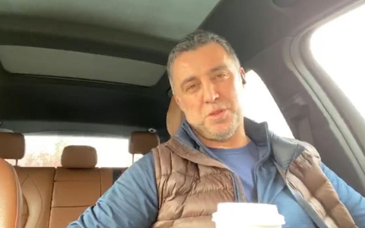Hakan Şükür cafesini batırdı UBER şoförü oldu