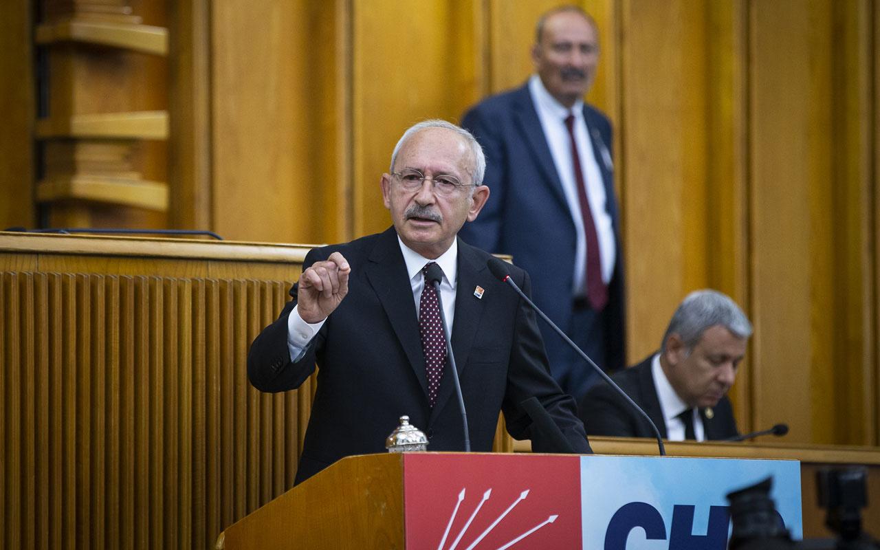 Kemal Kılıçdaroğlu grup toplantısında Sözcü'ye destek çıktı