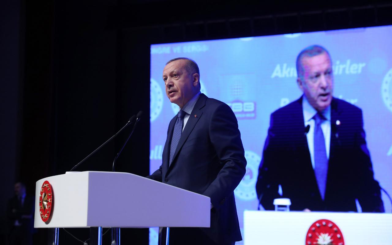 Cumhurbaşkanı Erdoğan açıkladı! Sosyal konut projesine rekor başvuru