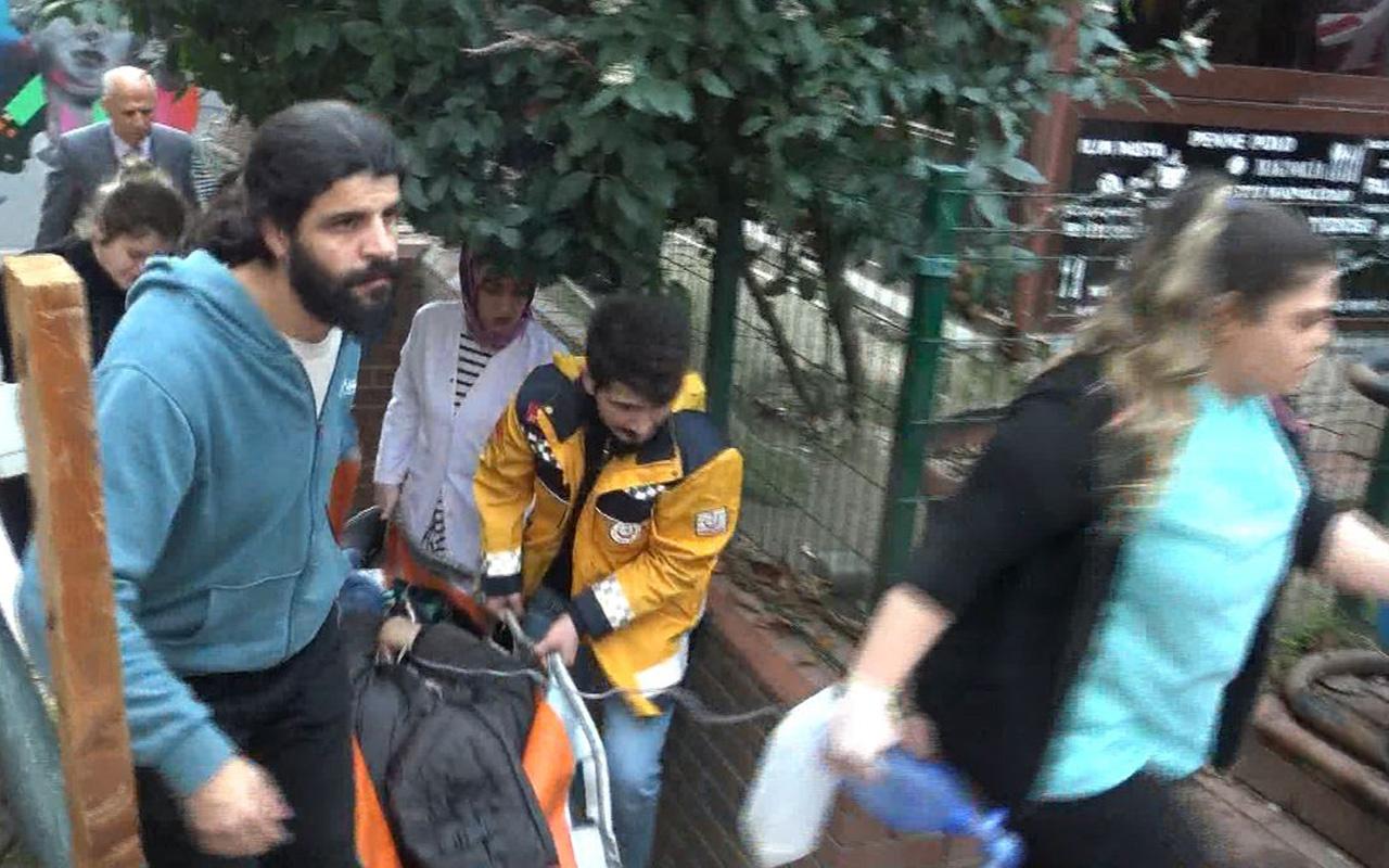 İstanbul Avcılar'da kafede dehşet 1 ölü 1 yaralı