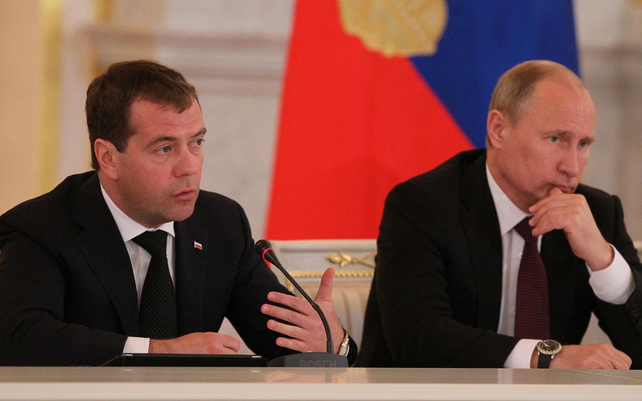 Rusya'da hükümet istifa etti! Yerine yeni hükümet kurulacak
