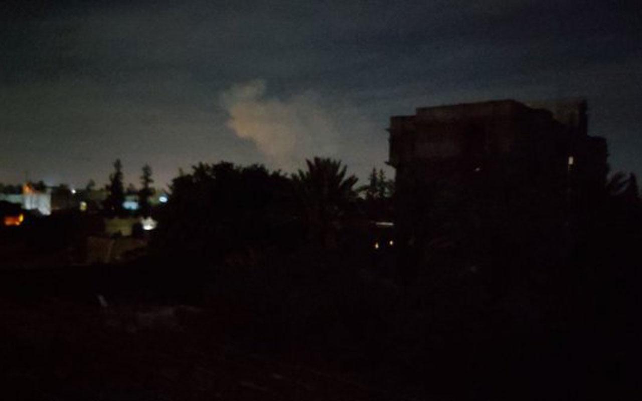 Ateşkesten kaçan Hafter Trablus'ta yerleşim alanlarına saldırdı