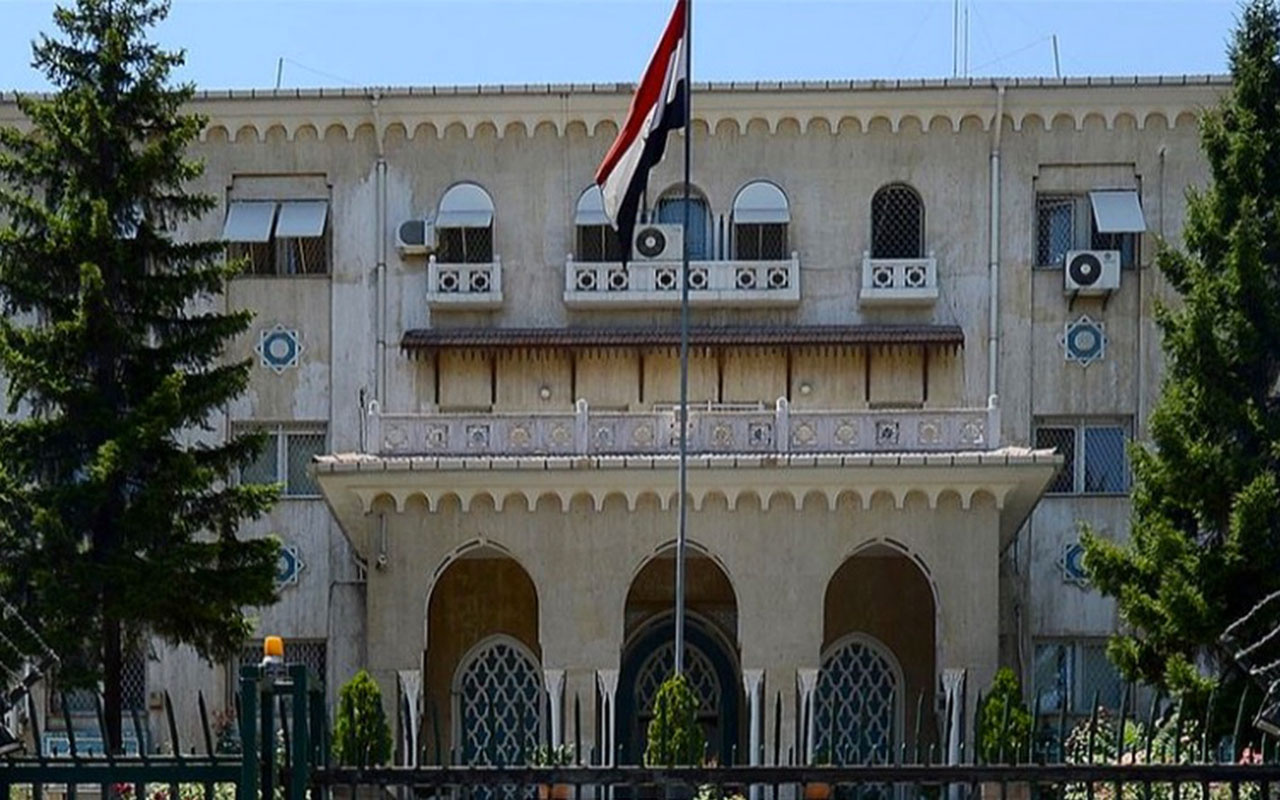 Mısır'ın Ankara'daki maslahatgüzarı Dışişleri Bakanlığına çağrıldı