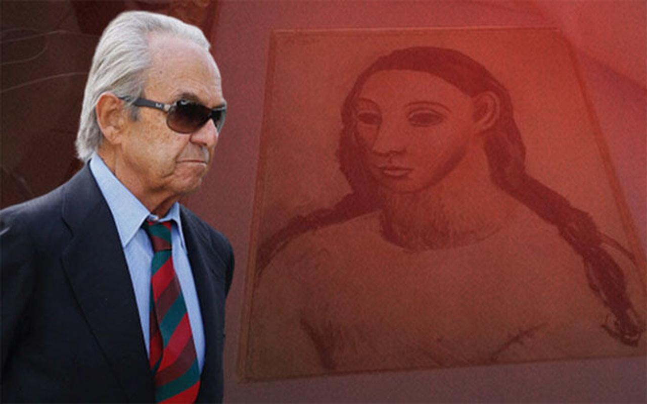 İspanya'da milyarder iş adamına Picasso tablosu kaçakçılığından hapis ve para cezası