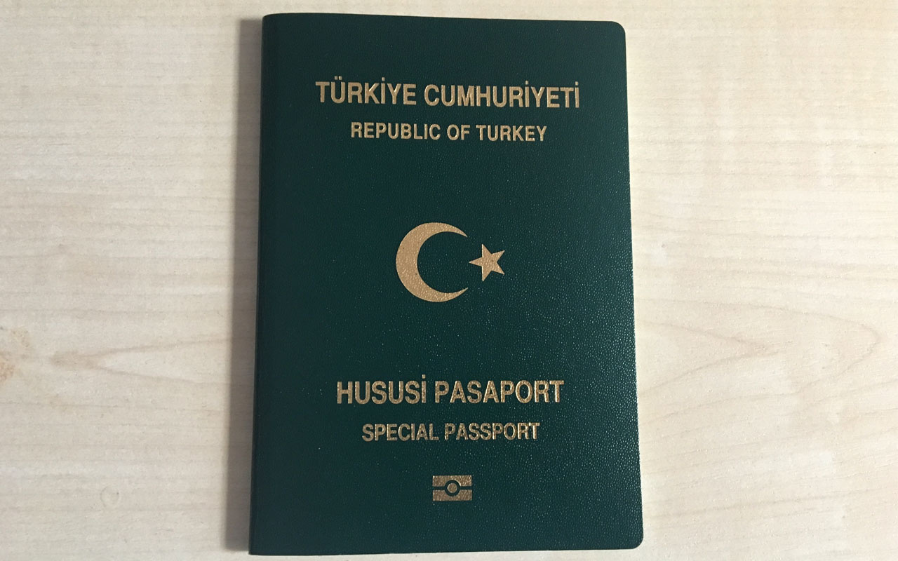 Avukatlara yeşil pasaport müjdesi! Düzenleme Resmi Gazete'de yayımlandı
