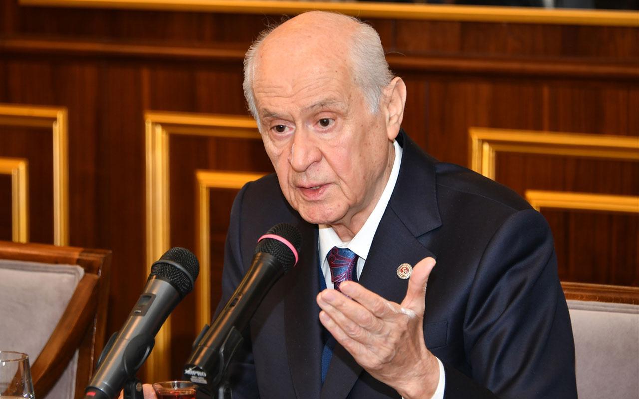 Devlet Bahçeli: Cumhur İttifakı sürecek