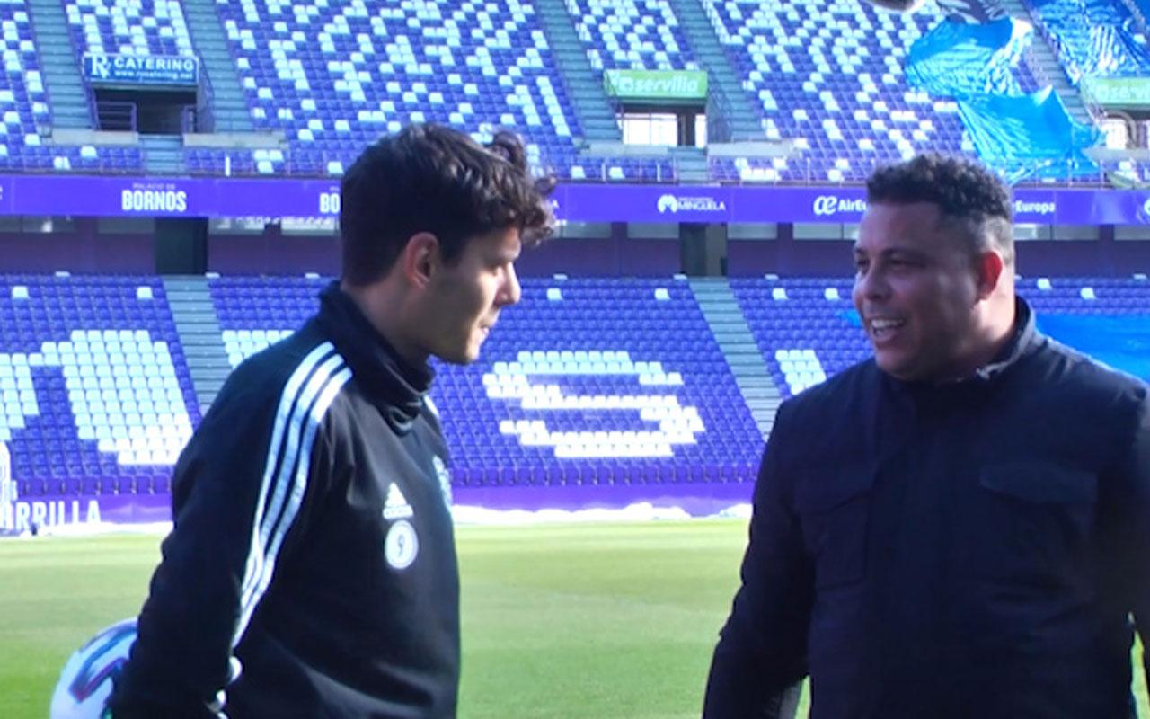 Ronaldo'dan Enes Ünal'a: Gollere devam
