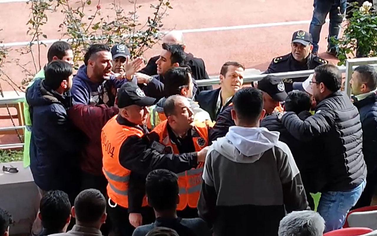 Gazeteciye saldıran kulüp yöneticisine 25 bin lira ceza