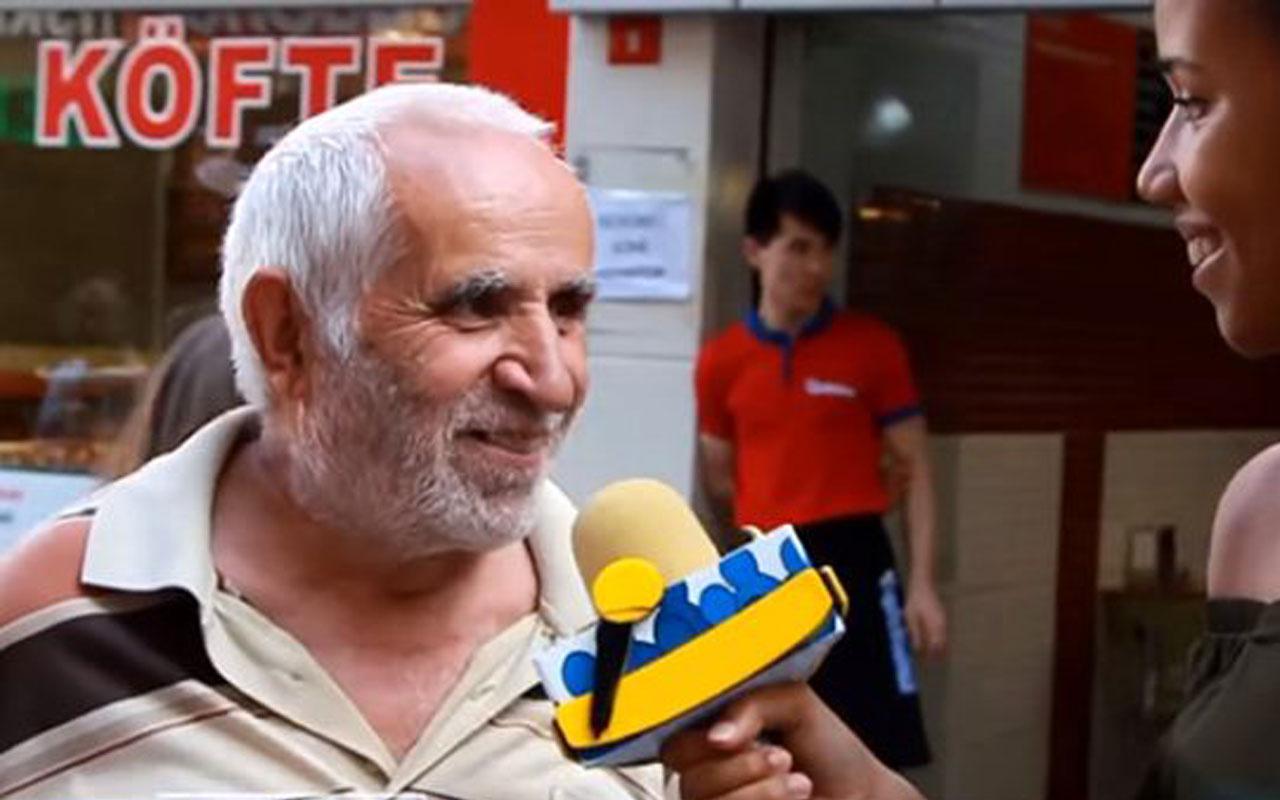 Taksim dayı ilk kez Taksim'e ayak bastı!