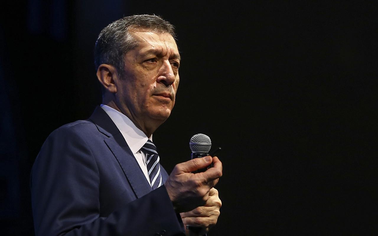 Milli Eğitim Bakanı Ziya Selçuk'tan son dakika Doğa Koleji açıklaması