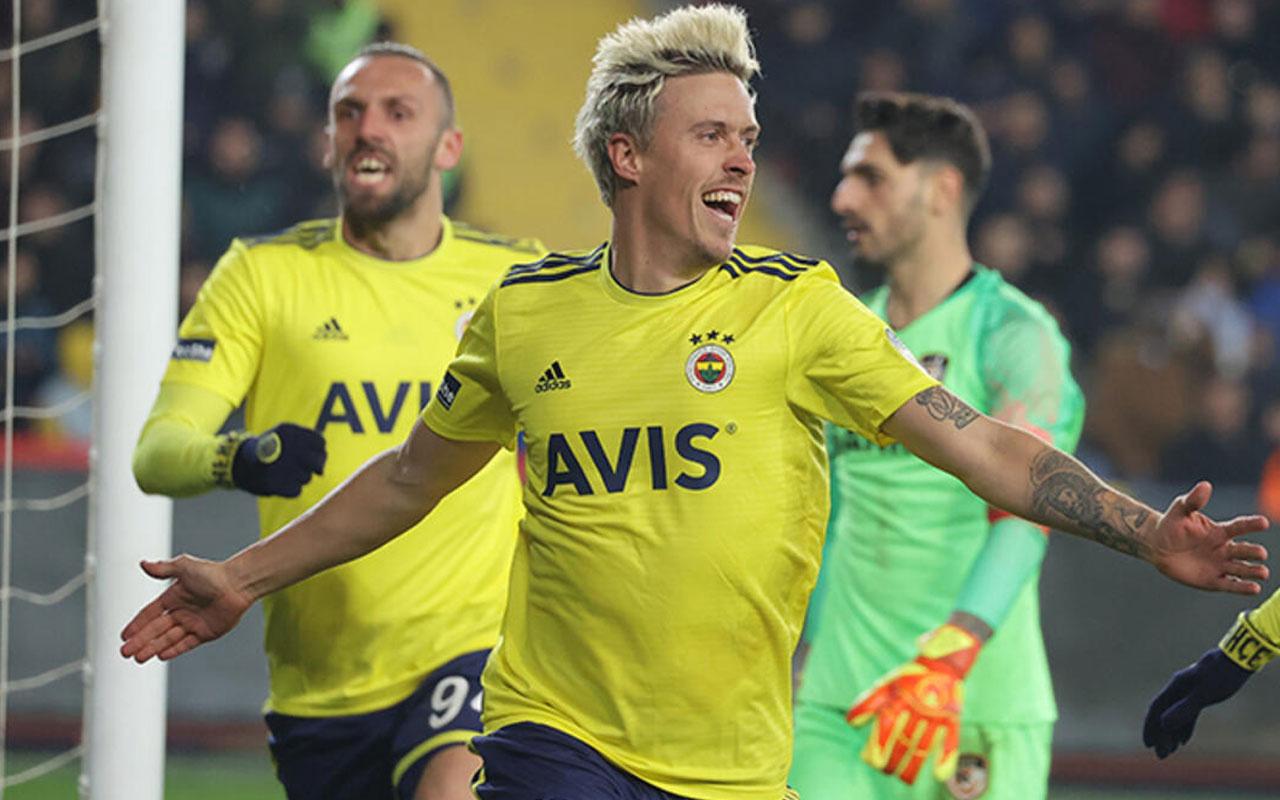 Gaziantep FK Fenerbahçe maçı özet ve golleri