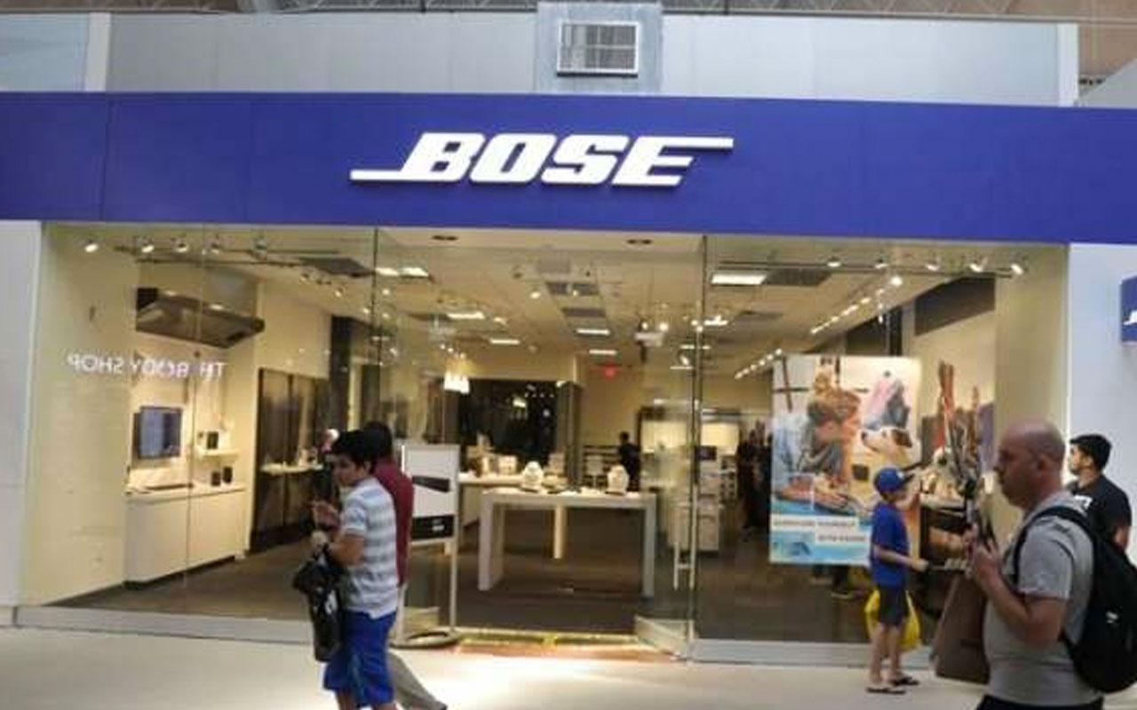 Dünya ses sistemleri devi Bose mağazalarını kapatıyor