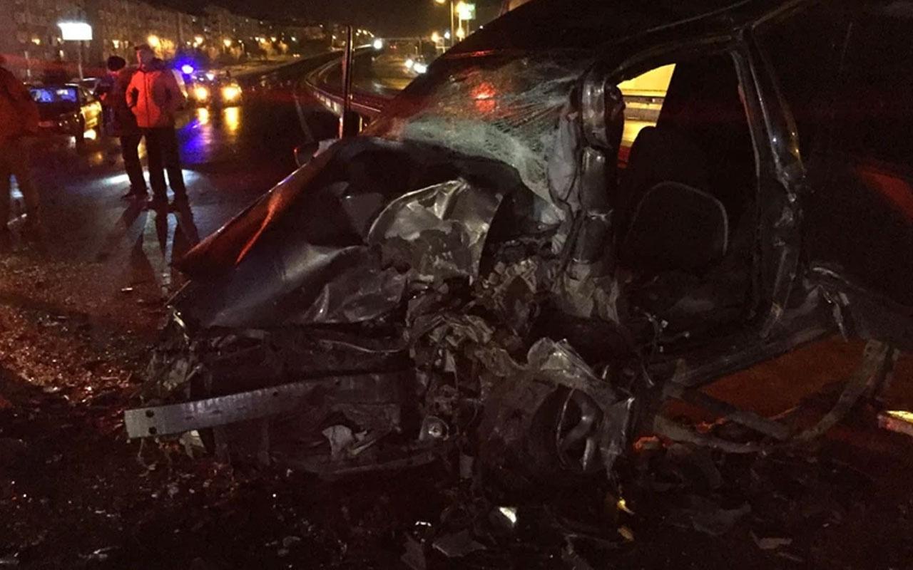 Edirne Keşan'da feci kaza! 3 kişi hayatını kaybetti