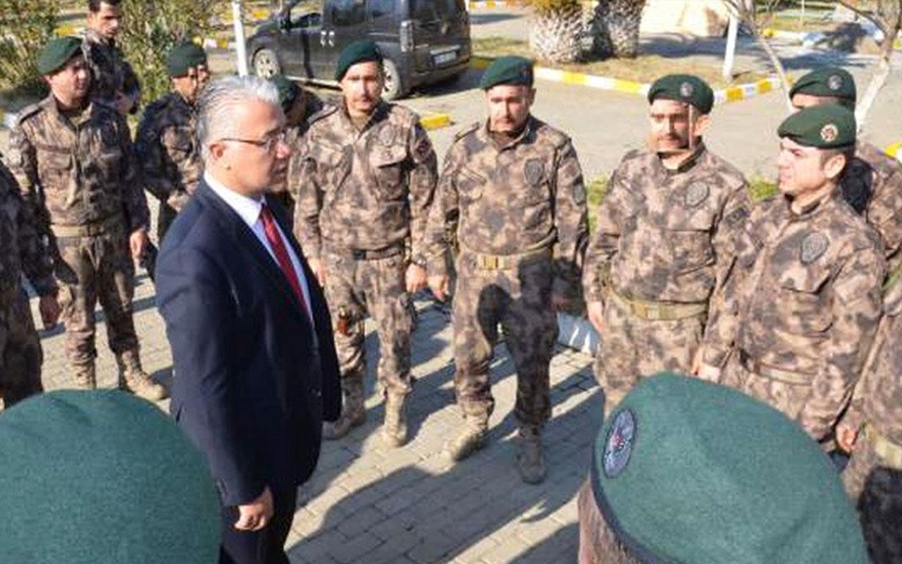 Aydın Polis Özel Harekat'ın aslanları bölgeye dualarla uğurlandı