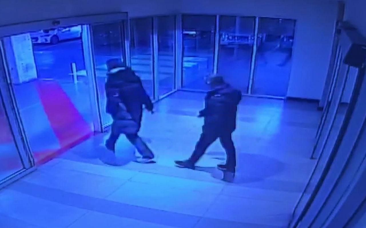 Beşiktaş'ta dehşet! Polise yakalanmamak için intihar etti