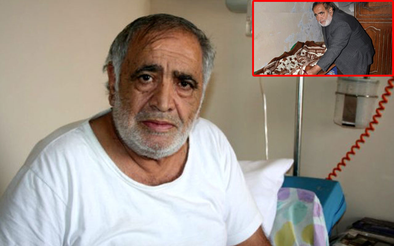 Yeşilçam emektarı oyuncu Hakan Bahadır hayatını kaybetti son hali yürek burktu