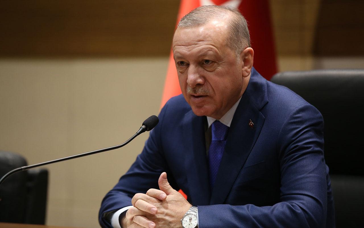 Cumhurbaşkanı Erdoğan! Libya'da barışın anahtarı Türkiye'dir