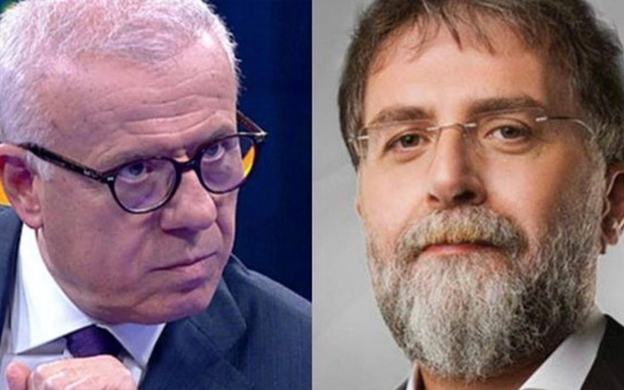 Ahmet Hakan fena Ti'ye aldı: Aman Ertuğrul Özkök duymasın