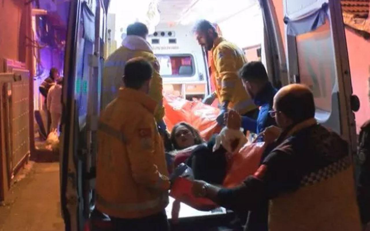 Şişli'de iki kadına silahlı saldırı bacaklarından vurdular