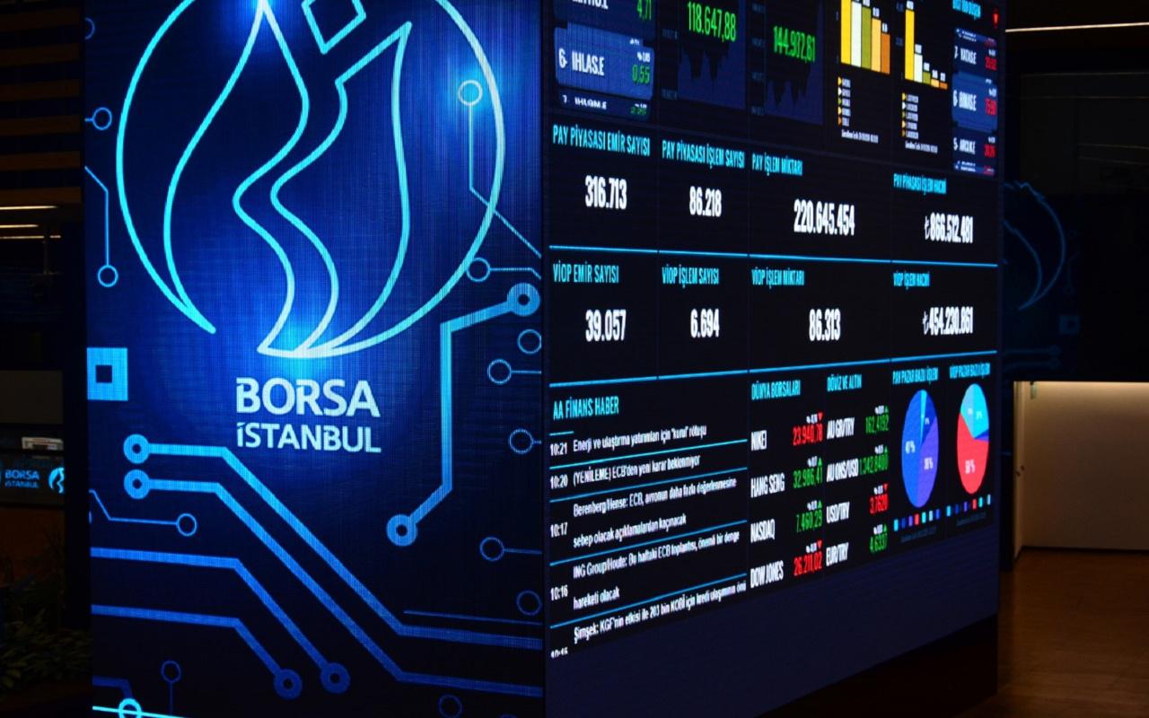 Tüm zamanların zirvesini gören Borsa İstanbul'da hafta yeni bir rekorla kapandı
