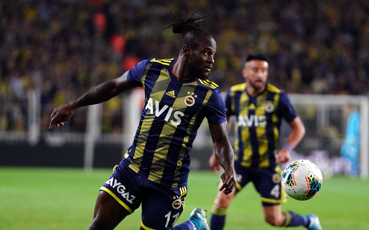 Victor Moses'ten Fenerbahçe'ye veda