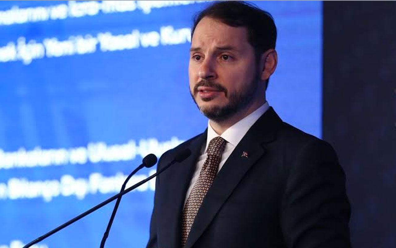 Berat Albayrak ekonomide 2019 yılını değerlendirdi! Önemli kur ve enflasyon mesajı